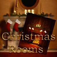 Christmas Empty Rooms
