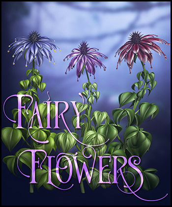 Fairy Flowers Png