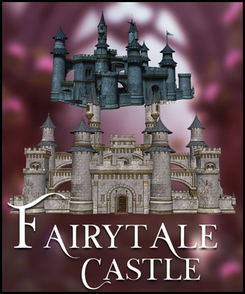 Fairytale Castle Png