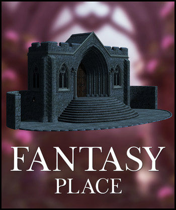 Fantasy Place Png