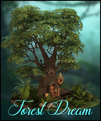 Forest Dream PNG