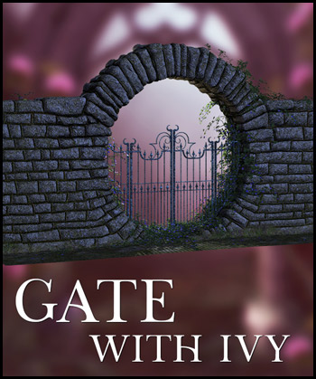 Gates With Ivy
