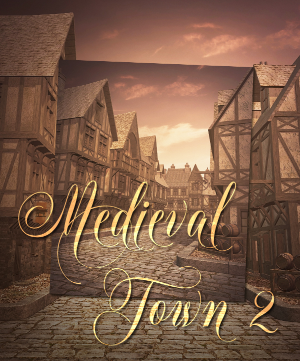 Medieval Town 2