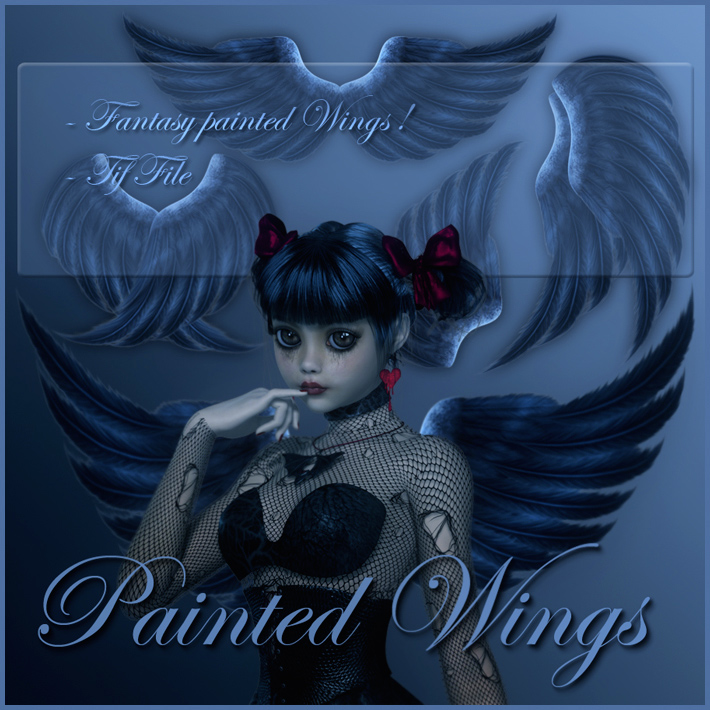 Painted Wings