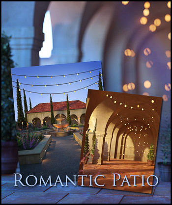 Romantic Patio