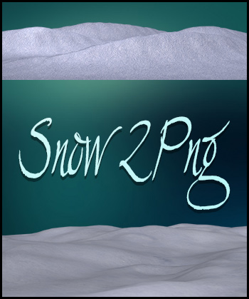 Snow 2 Png