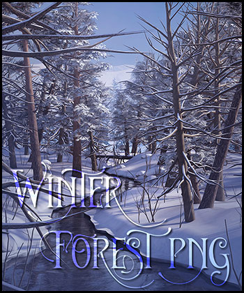 Winter Forest Png