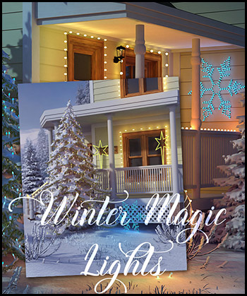 Winter Magic Lights