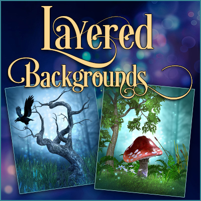 Layered Backgrounds