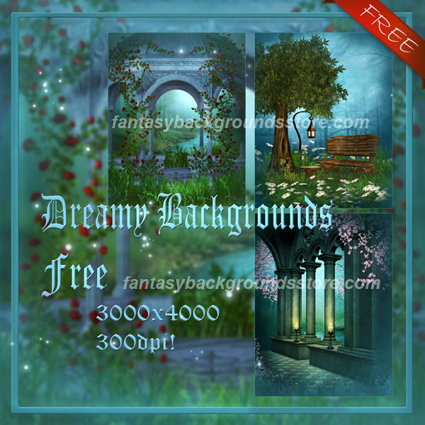 Dreamy Backgrounds Free