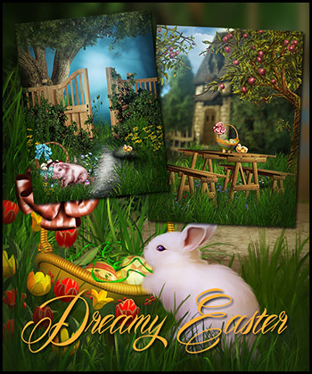 Dreamy Easter
