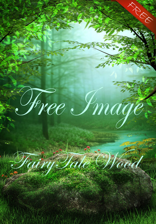 Fairytale Wood Free