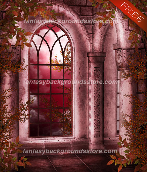 Free Gothic background