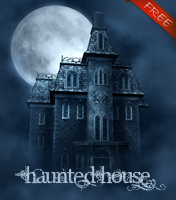 Haunted House Freebie