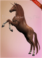 Horse PNG Free