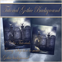 Gothic Background Tutorial