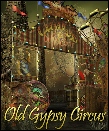 Old Gypsy Circus
