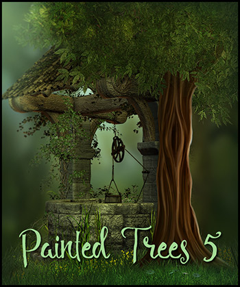 Painted Trees Vol.5