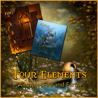 Four Elements Backgrounds