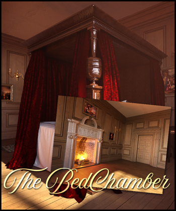 Bedchamber Backgrounds