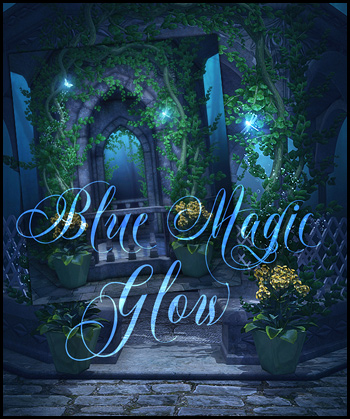 Blue Magic Glow