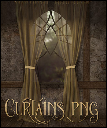 Curtains Png Tubes