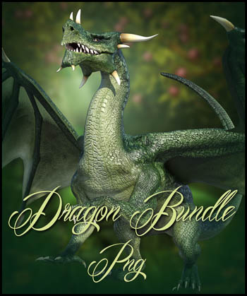Dragons Bundle Png