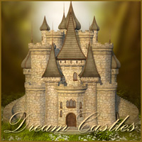 Dream Castles PNG