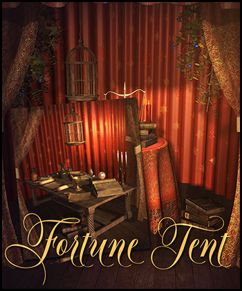 Fortune Tent
