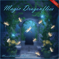 Magic Dragonflies