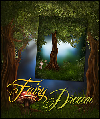 Fairy Dream Wood