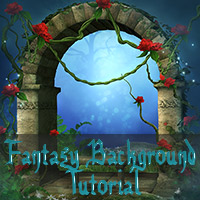 Fantasy Background Tutorial