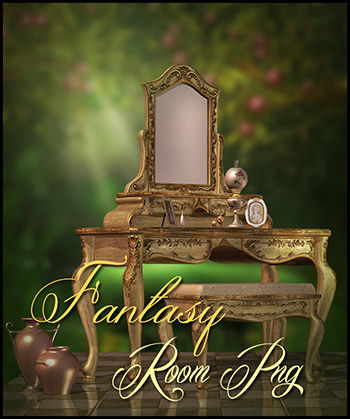 Fantasy Rooms PNG