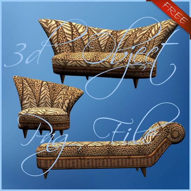 Free 3d Objects Furniture