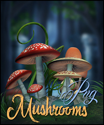 Mushrooms pack new