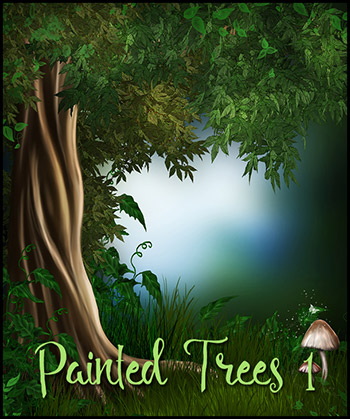 Painted Trees Vol.1