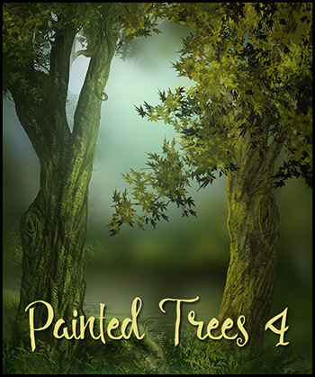 Painted Trees Vol.4