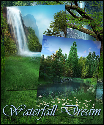 Waterfall Dream