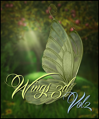 Wings 3d Vol.2